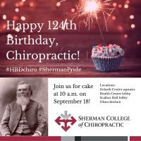Celebrating Chiropractic's 124th