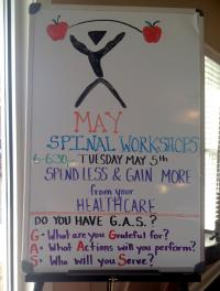 Spinal Workshops